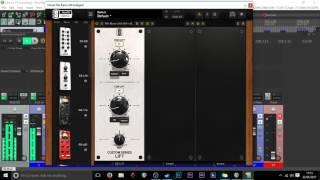 Slate Digital Virtual Mix Rack CS Lift Demo and Presets