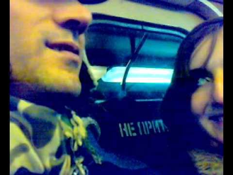 Valentine day Ukraine Kharkov Metro train,