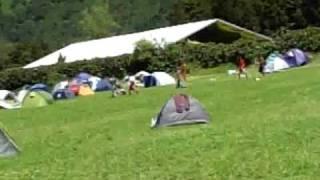 """Green Trippin Camp 09-""""ACAMPAMENTO"""""""