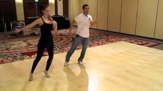 Salsa Y Control - Salsa & Cha Cha Cha Shines With Andres & Leah Giraldo