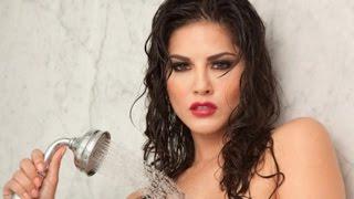 Sunny Leone Skin Show In Bathroom   H0TPhotoshoot in Bathroom   H0TVideo width=