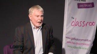 Interview with Sir Derek Jacobi