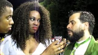 Recordar é Viver - Adriana Gomes e Marcelo Luiz, casal oficial da Mancha Verde 2017
