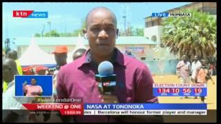 NASA expected to hold a rally at the Tononoka grounds