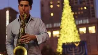 "Christmas in San Francisco - Justin Ward ""Latch"" Cover"