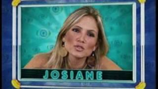 Josy Oliveira - Chamada do BBB 9 apresentando Josiane