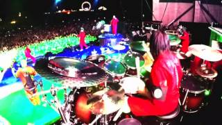 Jay Weinberg - The Shape (Drum Cam Knotfest 2016)