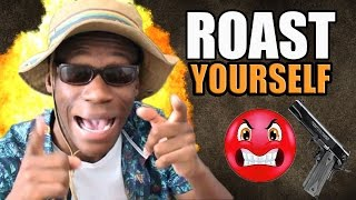ROAST YOURSELF CHALLENGE | RAP MIGUEL PARAÍSO