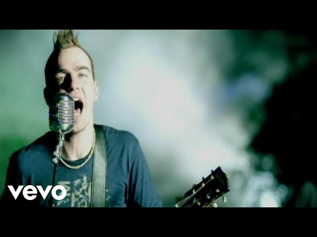 Video oficial de I Hate Everything about yo de Three Days Grace