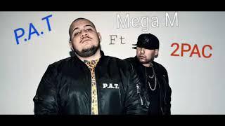 P.A.T ft Mega M _ 2pac minci muj mix 2017