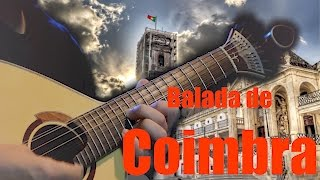Guitarra Portuguesa - Balada de Coimbra