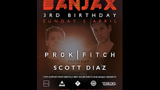 Banjax 3rd Birthday with Prok & Fitch