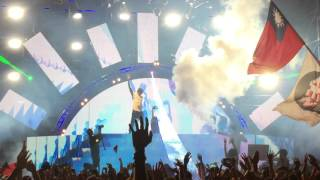Blasterjaxx presents Parnassia (Part2) @ 20151003 SpringWave Sunset II 日落春浪電子音樂節 2