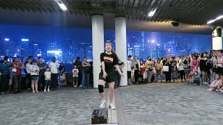 BTS - NOT TODAY public dance cover busking aka san needs more pants