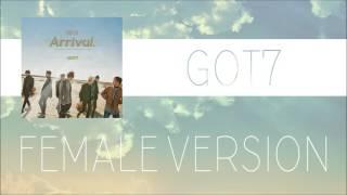 GOT7 - Paradise [FEMALE VERSION]