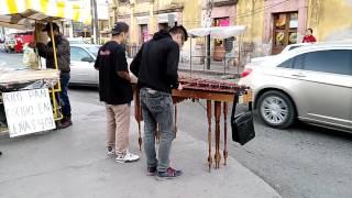 Marimba urbana
