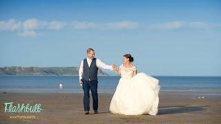 Victoria & Greg's wedding highlights