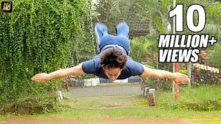 Tiger Shroff Live Stunt For Baaghi 2 width=