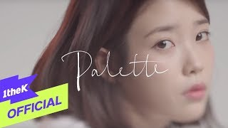 Palette-G-Dragon, IU