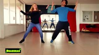 Cali Y El Dandee - Lumbra ft. Shaggy Coreografia zumba David Brasukas ft clarisse