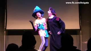 Cosplay @ NiMI Festival 2012 - Il gobbo di Notre Dame
