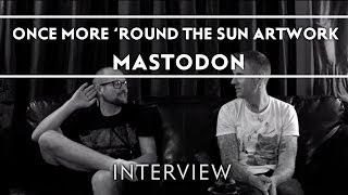 Mastodon - Skinner (Artist) of Once More Round The Sun Artwork [Interview]