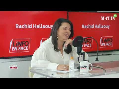 Video : L'Info en Face avec Wissal El Gharbaoui