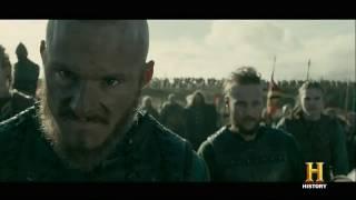 Vikings S04E18: Revenge Promo HD + New series Six/Promo