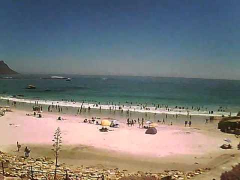 Timelapse Video – Glen Beach – 26/12/2010