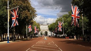 Places to see in ( London - UK ) The Mall