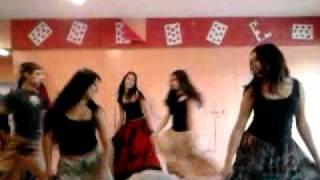 Vitinho dançando - Capitão Sergio