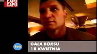Łapu Capu - Andrzej Gołota - wywiad