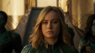 Captain Marvel 1080p Trailer 2 Brie Larson