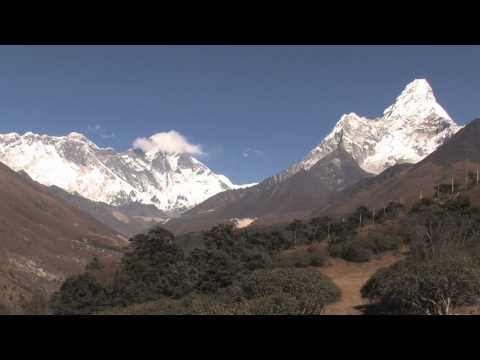 The Everest Base Camp Trek in HD