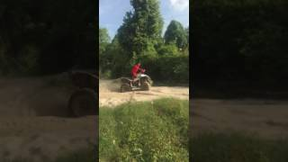 2016 Renegade 1000 xxc sand riding