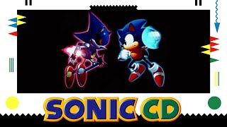 Collision Chaos Zone: Past - Sonic The Hedgehog CD