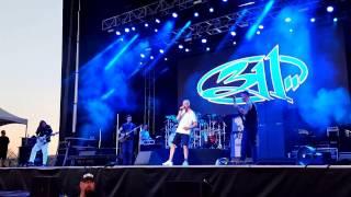 311 feat. Matisyahu - Love Song Live 3-17-17