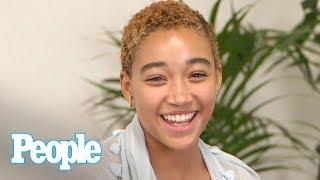 Everything, Everything: Amandla Stenberg Reveals Embarrassing Stories & More | People NOW | People