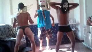 trio de baile lmfao