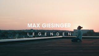 Max Giesinger - Legenden (Offizielles Video)