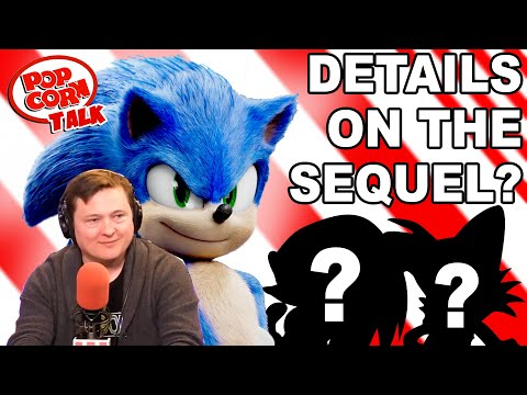 WTFF::: Sonic the Hedgehog movie writer spills where sequel movie could go