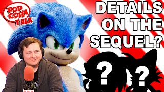 Sonic the Hedgehog movie writer spills where sequel movie could go