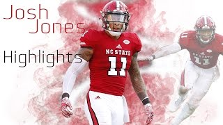 """Josh Jones Official Highlights 