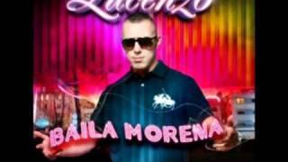 Lucenzo - Baila morena (letra)