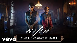 Wisin - Escápate Conmigo (Audio) ft. Ozuna