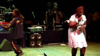 4ª Muestra de Reggae Malagueño. Luciano & The Messenjah Band