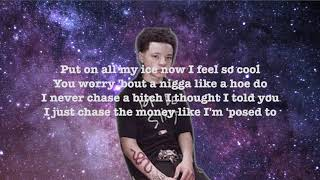 Lil mosey - Burberry headband (lyrics)