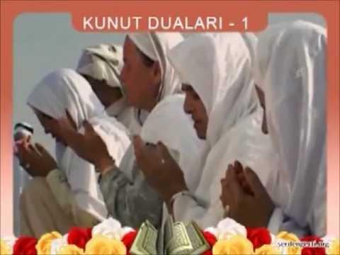 6.Sınıf 2.Ünite: Kunut Duaları Okunuşu ve Anlamları