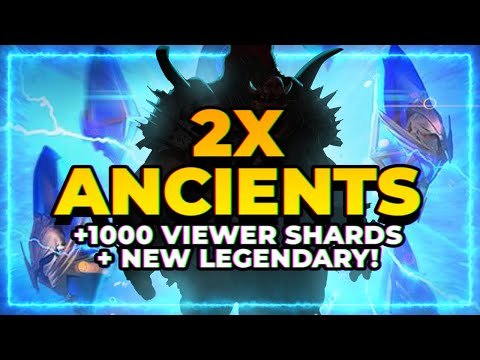 2x Ancient Highlights | NEW TOY! | RAID Shadow Legends