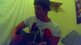 Taio Cruz - Higher ft. Travie McCoy (cover) Evan Gardner